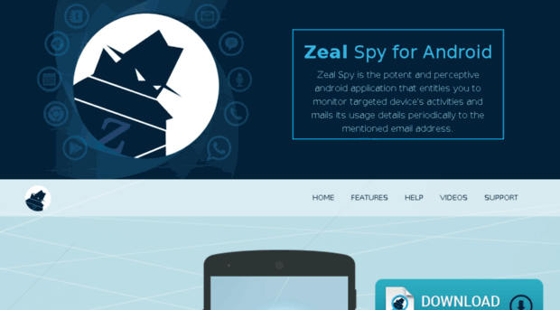 zeal spy for android