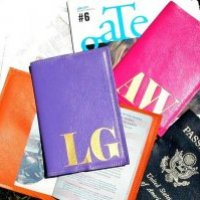 Cover For Passport Ripe Pink Grape Grapefruit Stylish Pu Leather Travel Accessories Passport Cover Waterproof For Women Men