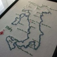 7d972533dacfd framed-cross-stitch-embroidery-italy-map-sampler-t00569.jpg ...