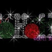 Christmas Scoop Beanie Boos T37195